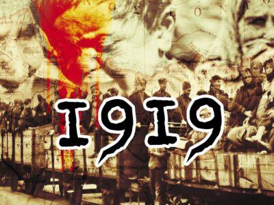 Ἀφιέρωμα 101 χρόνια μνήμης ἀπὸ τὀν ξεριζωμό τῶν Ποντίων